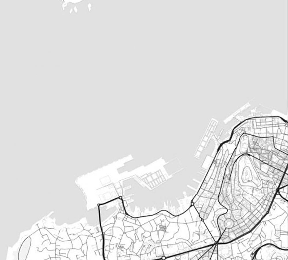 mapa de vigo